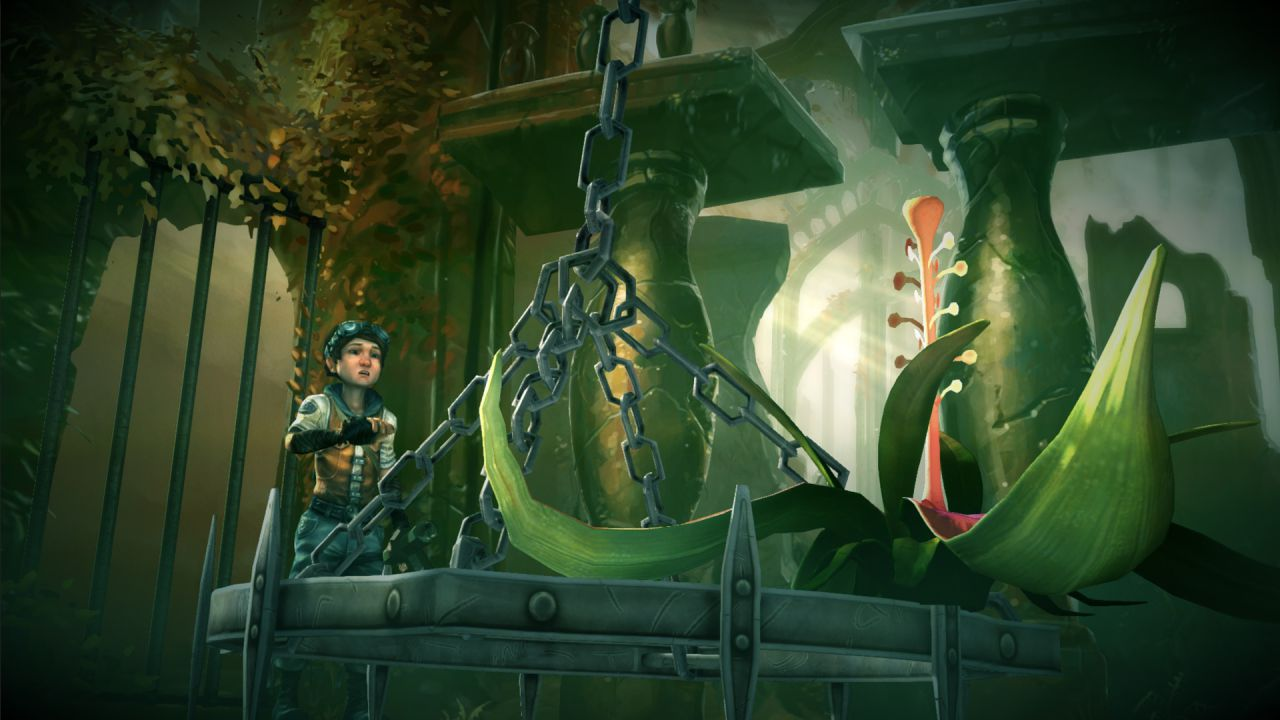 Silence The Whispered World 2 arriverà anche su Xbox One