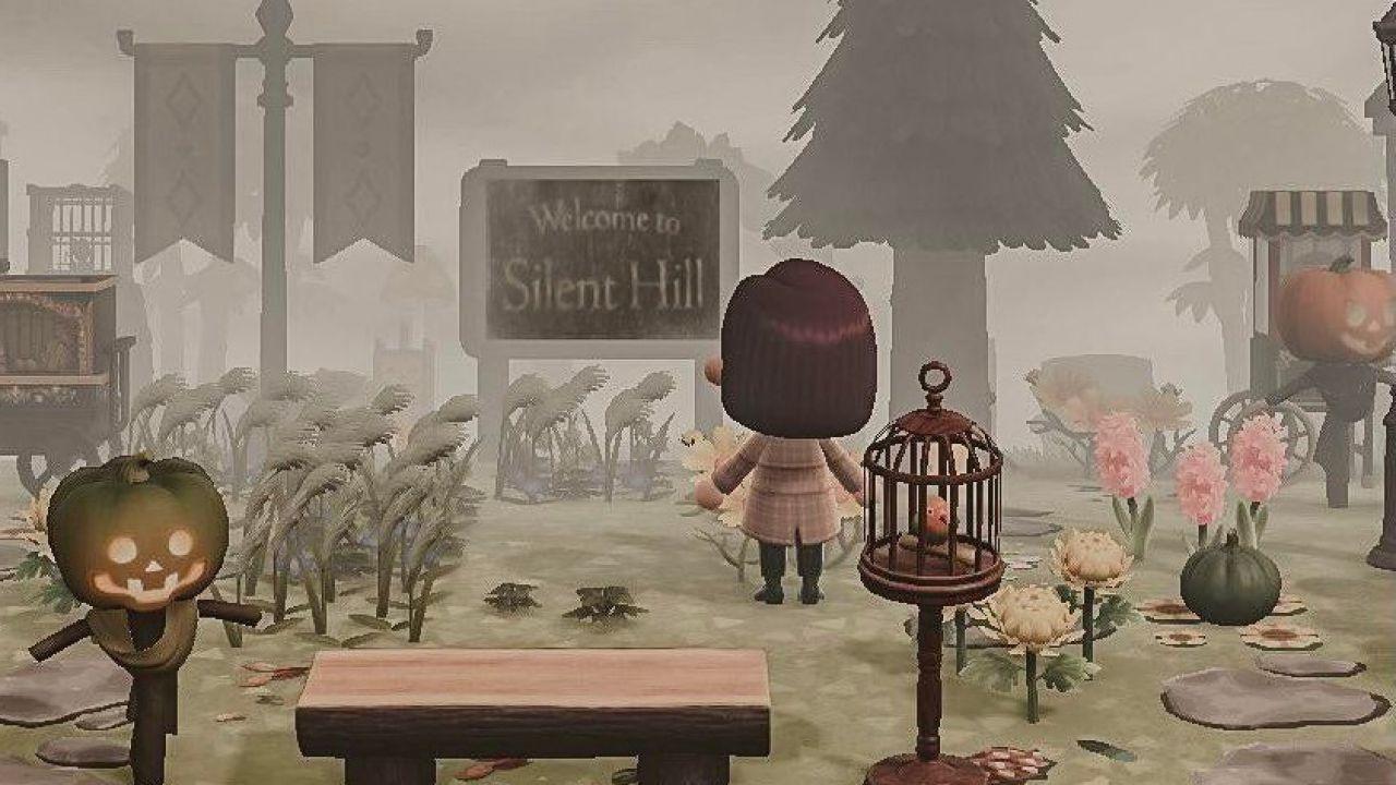 Silent Hill torna a terrorizzare...in Animal Crossing New Horizons: fan celebra Halloween!