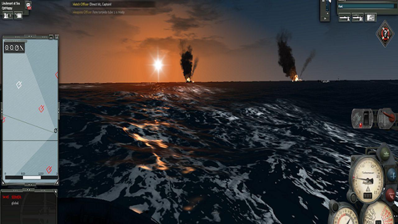 Silent Hunter Online: primo video gameplay commentato dagli sviluppatori
