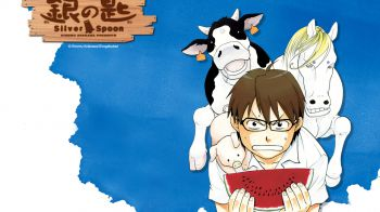 Silver Spoon, il manga di Hiromu Arakawa torna a gennaio in Giappone
