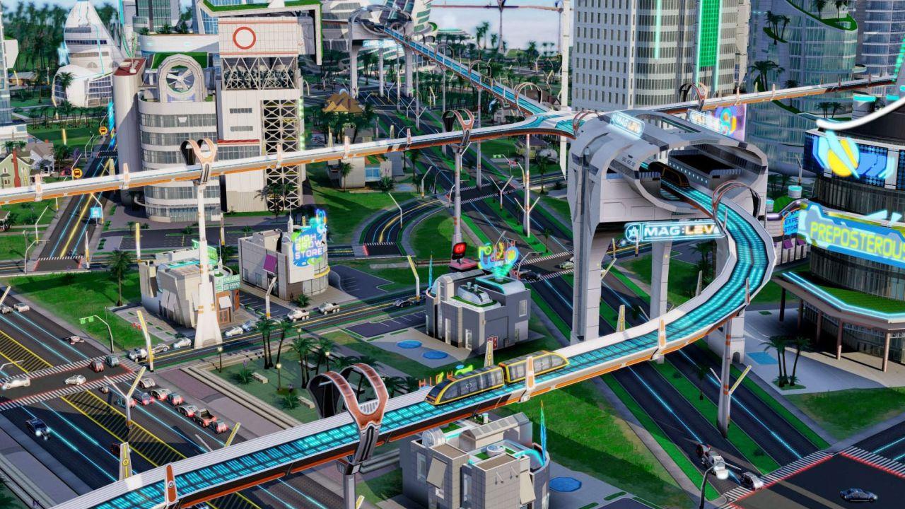 SimCity, ufficiale: arriva la modalità offline