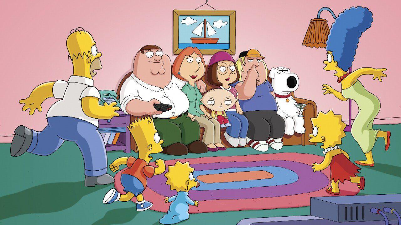 Simpson e Griffin: gli attori bianchi non doppieranno personaggi di altre etnie