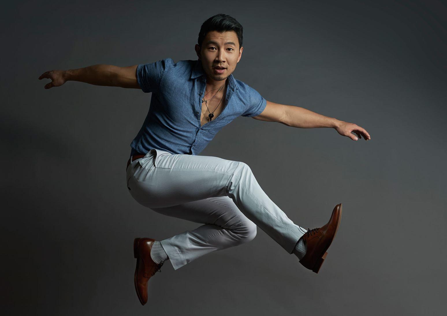 Legend Auto Body >> Simu Liu sarà il protagonista di Shang-Chi and the Legend ...