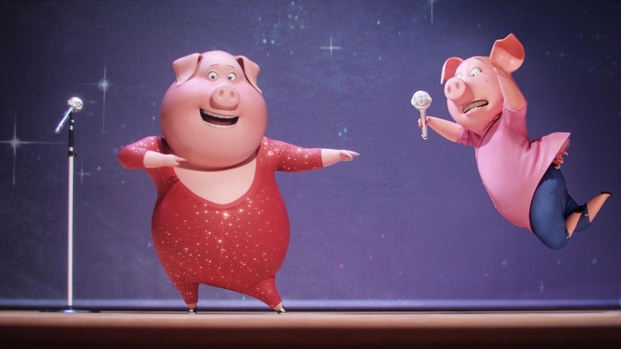 Sing: disponibile un nuovo trailer dal cartoon