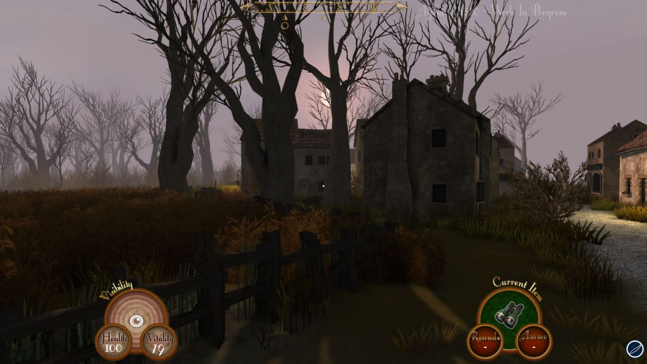 Sir, You Have Being Hunted: nuove immagini