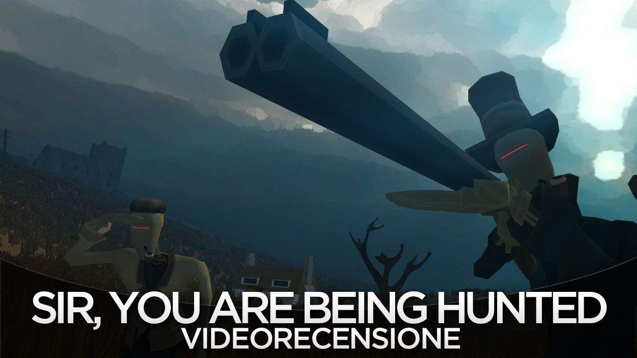 Sir, You Have Being Hunted: video dalla versione alpha
