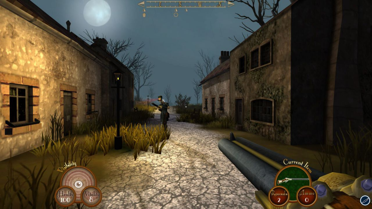 Sir, You Have Being Hunted: video gameplay dalla versione alpha