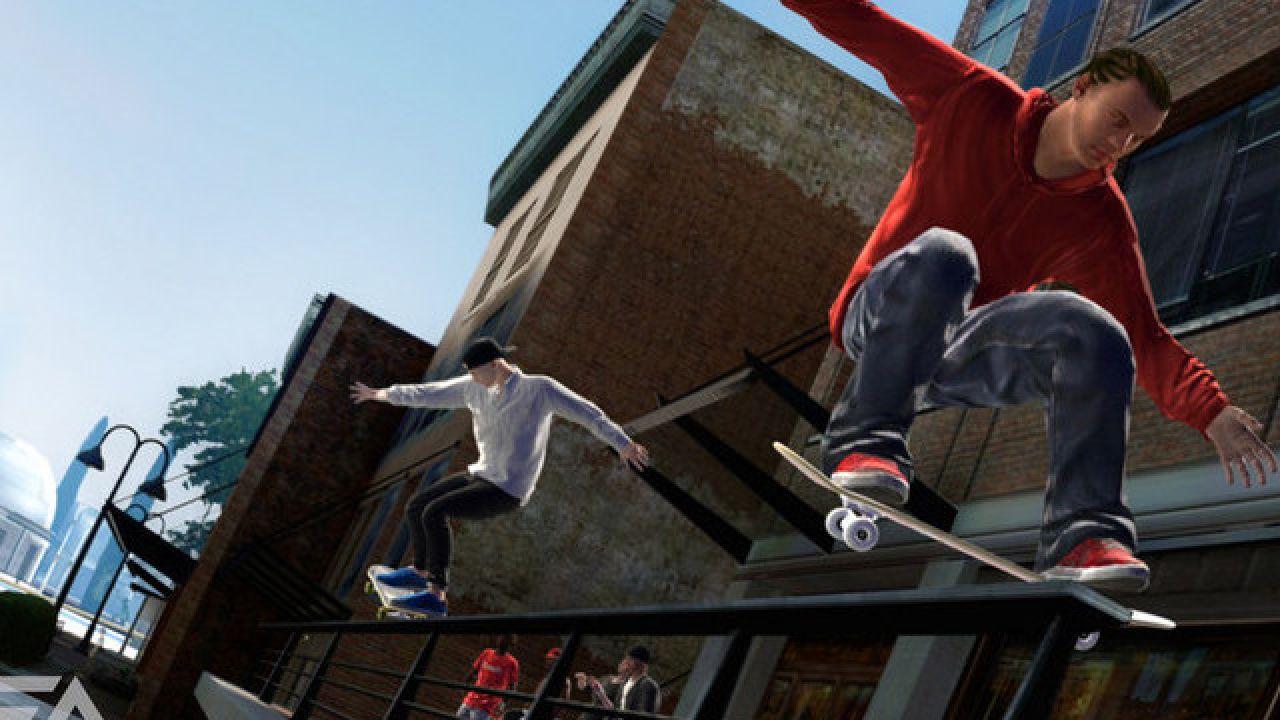 Skate 3, in arrivo a Maggio