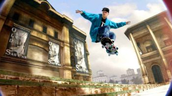 Skate It disponibile per Iphone e iPod Touch