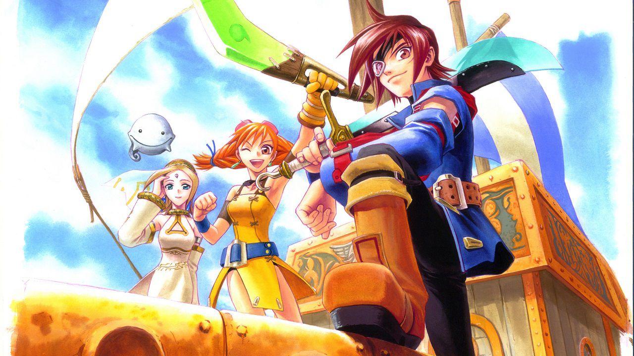 Skies of Arcadia Legends: una mod lo rende più difficile