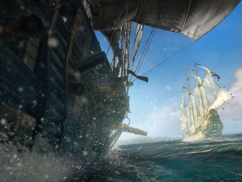 Skull & Bones, change at the top: Ubisoft presents the new Managing Director