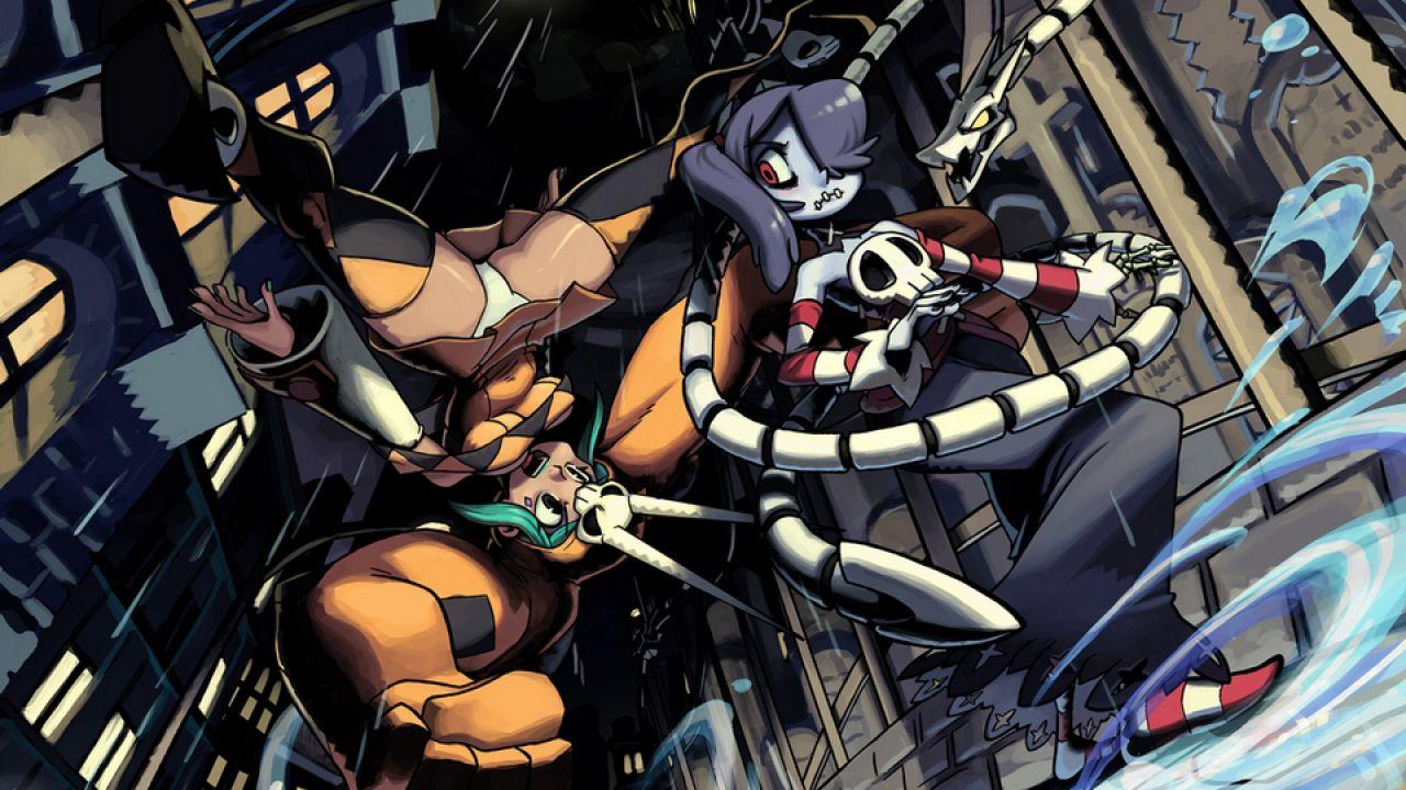 Skullgirls Encore: annunciato un nuovo personaggio
