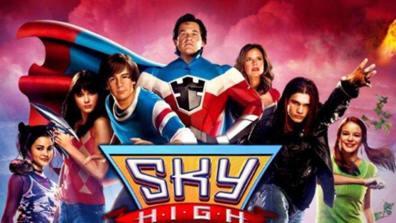 Sky High ha quasi ottenuto un sequel intitolato Save University
