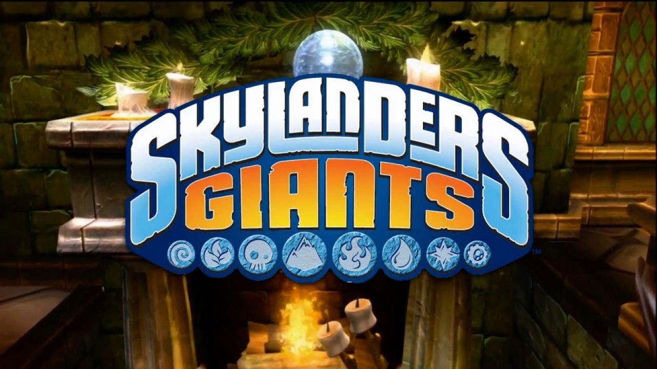 Skylanders Giants dà il benvenuto a tre nuovi personaggi