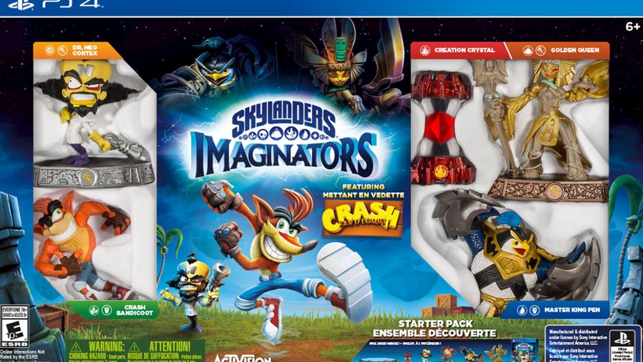 Skylanders Imaginators, tutte le versioni in arrivo