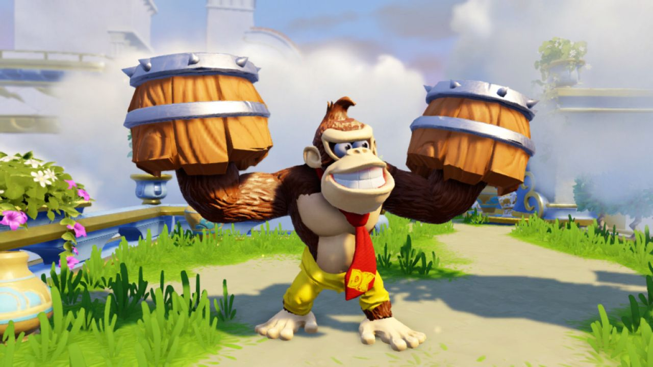 Skylanders SuperChargers introduce Donkey Kong e Bowser come ospiti d'onore