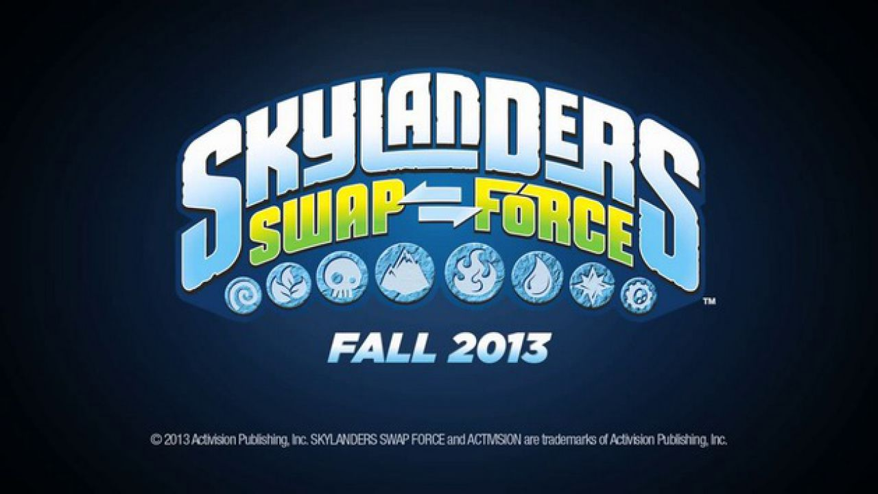 Skylanders Swap Force disponibile nei negozi italiani
