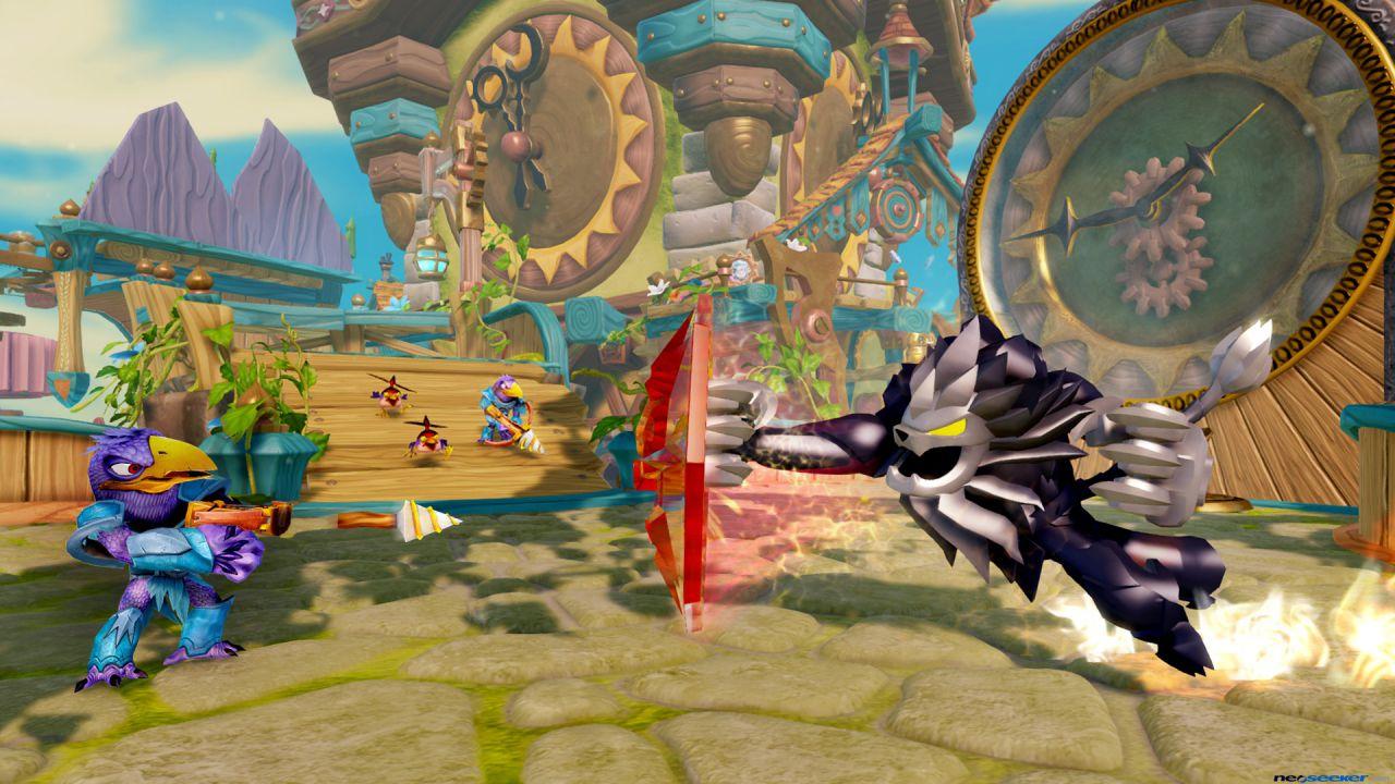 Skylanders Trap Team: tre video con 60 minuti di gameplay