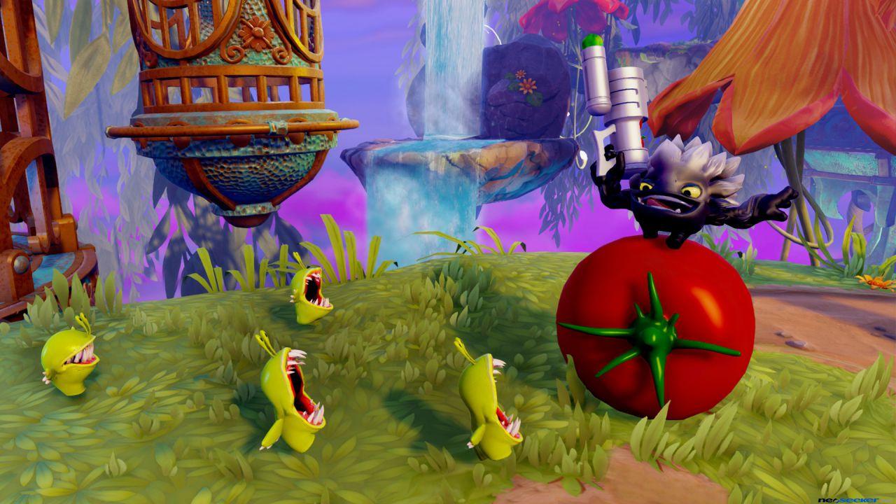 Skylanders Trap Team: video gameplay della versione Nintendo 3DS