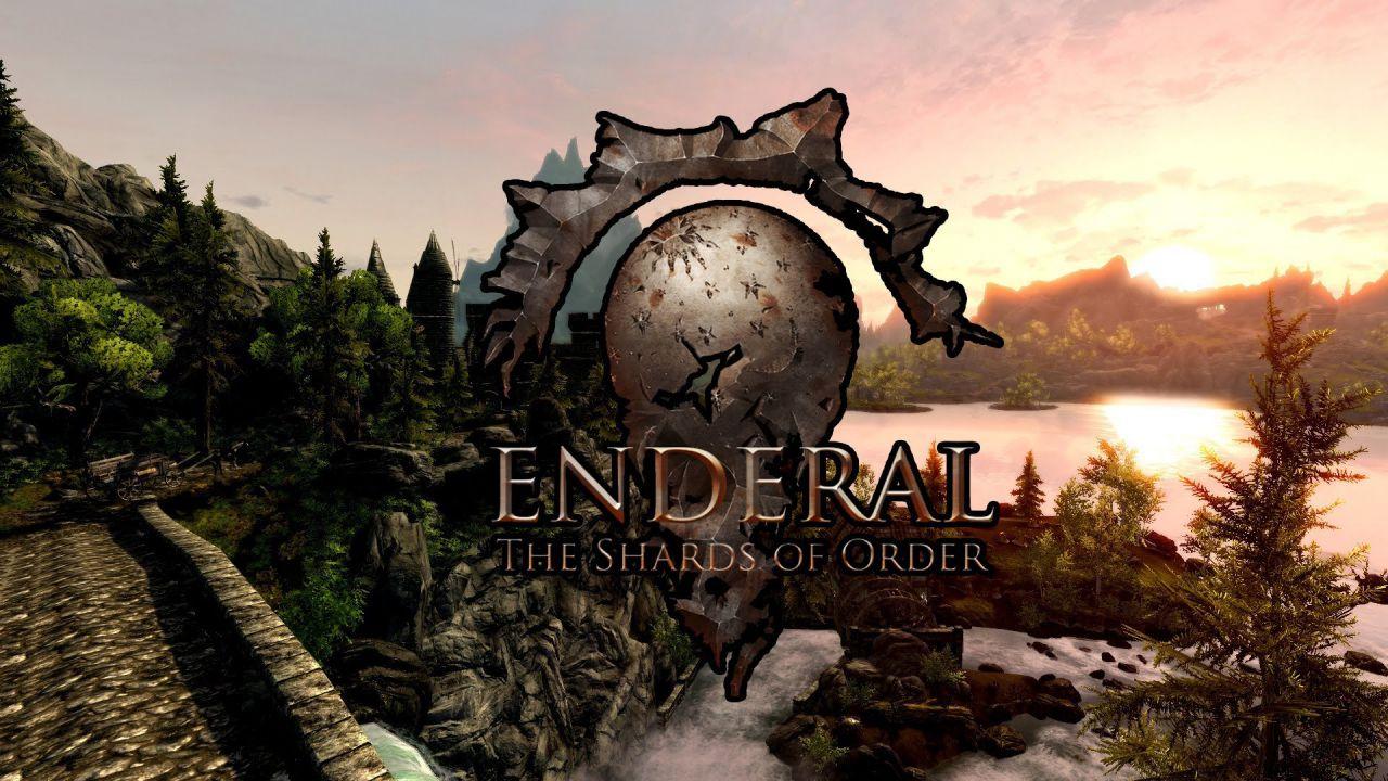 Skyrim: trailer e data di uscita per Enderal, l'ambiziosa mod
