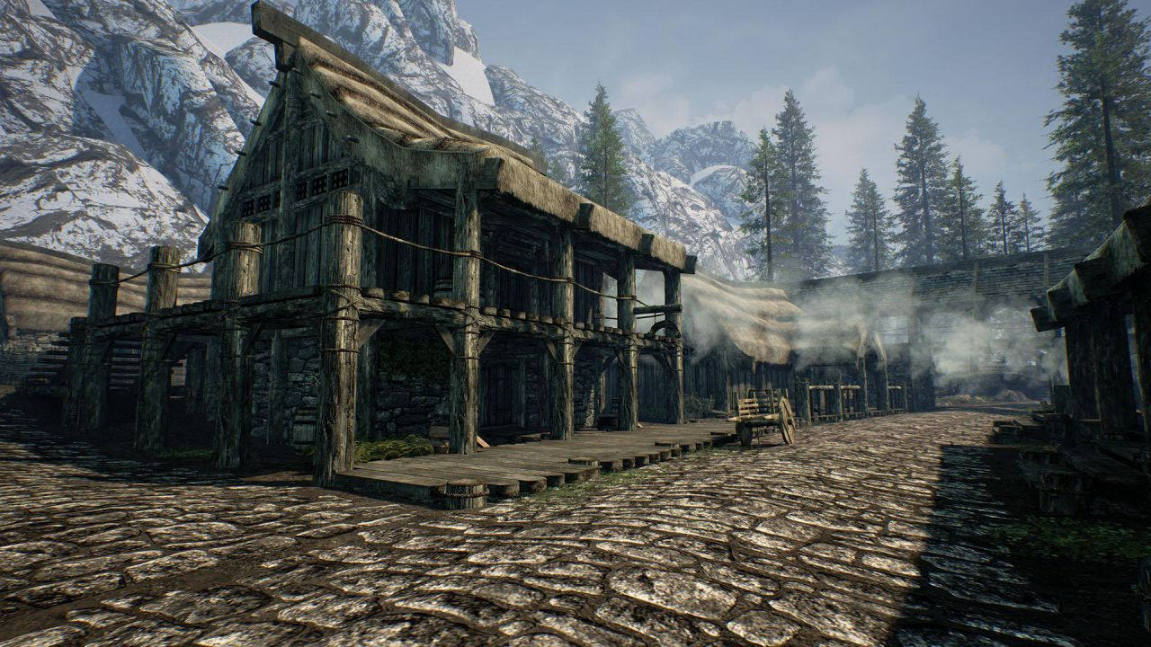 Skyrim: Una mod in sviluppo da 3 anni espande il mondo di gioco