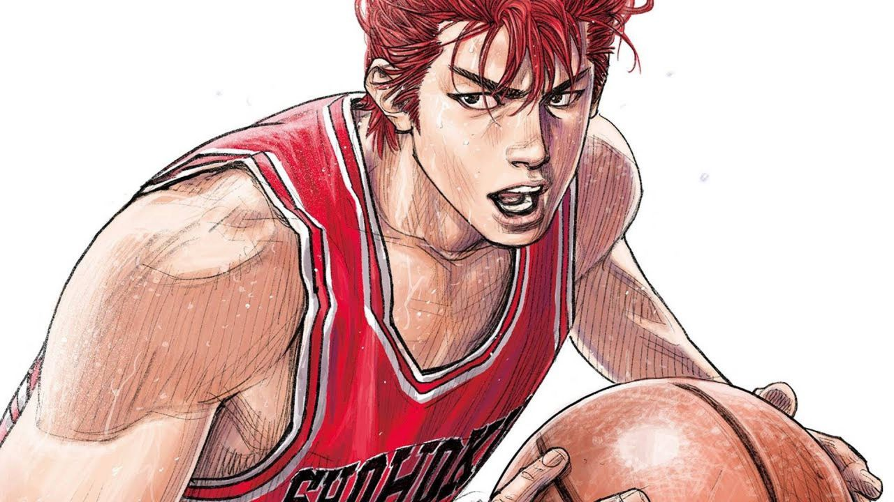 Slam Dunk torna in Italia: Panini Comics annuncia l'artbook Plus/Slam Dunk Illustrations 2