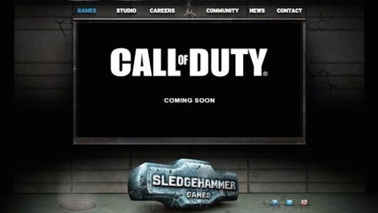 Sledgehammer Games è al lavoro su un nuovo Call of Duty