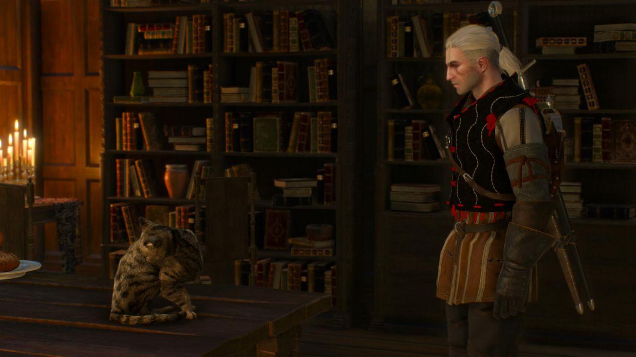 Slitta l'uscita della patch 1.07 di The Witcher 3 Wild Hunt
