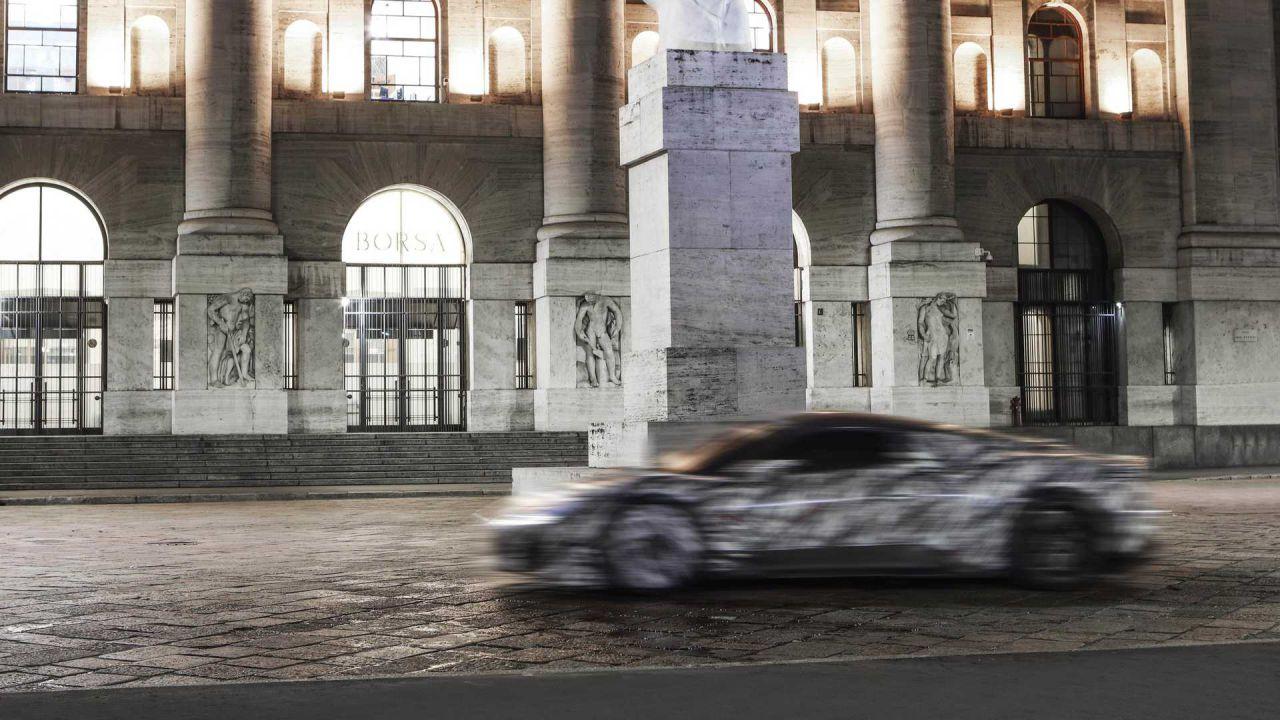 Slitta a settembre la presentazione della Maserati MC20