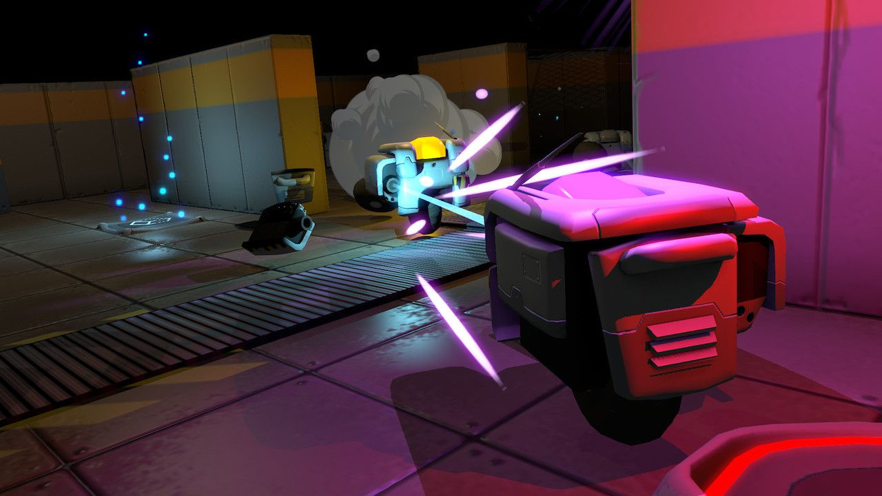 Slybots: Frantic Zone debutta su Steam il 18 gennaio