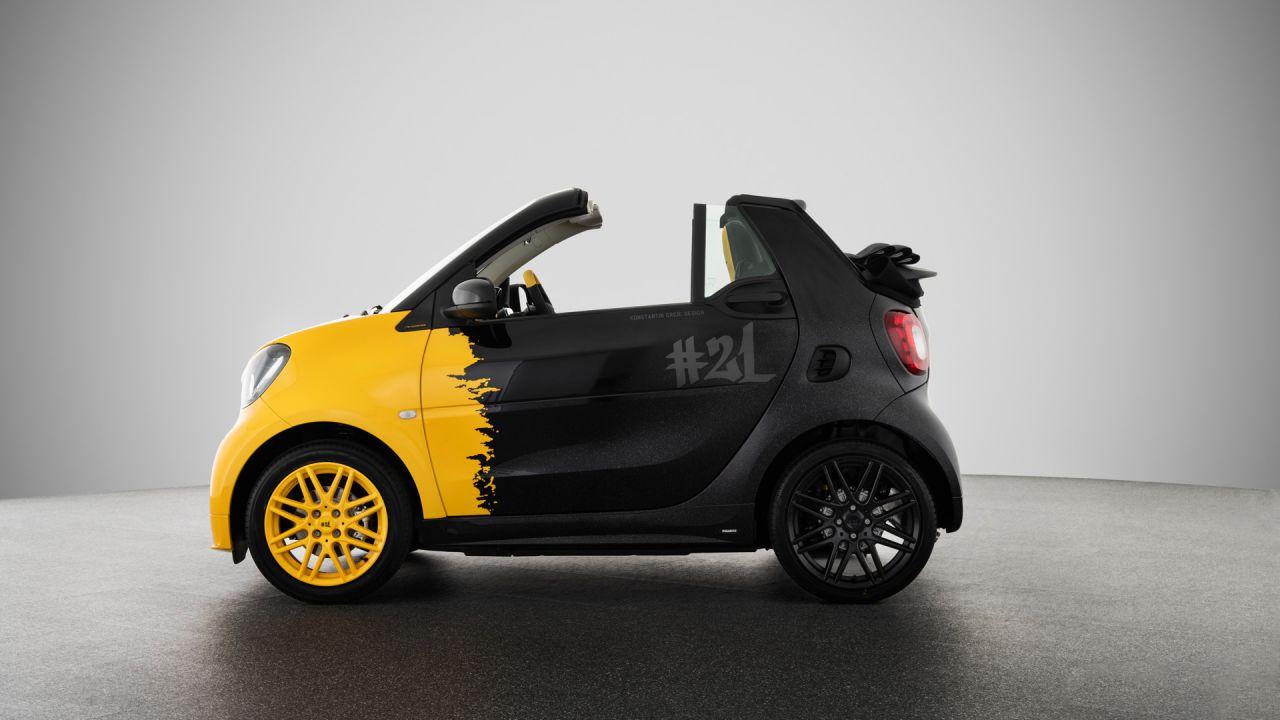 Smart Final Collector's Edition: ecco l'ultima Smart con motore a benzina della storia
