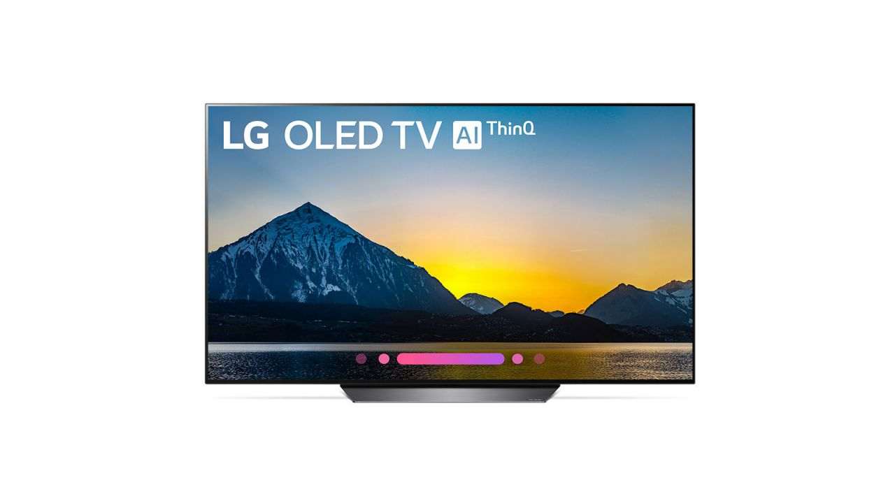Smart TV OLED LG 55B8 da 55'' in super sconto a 999 Euro su eBay per il Black Friday