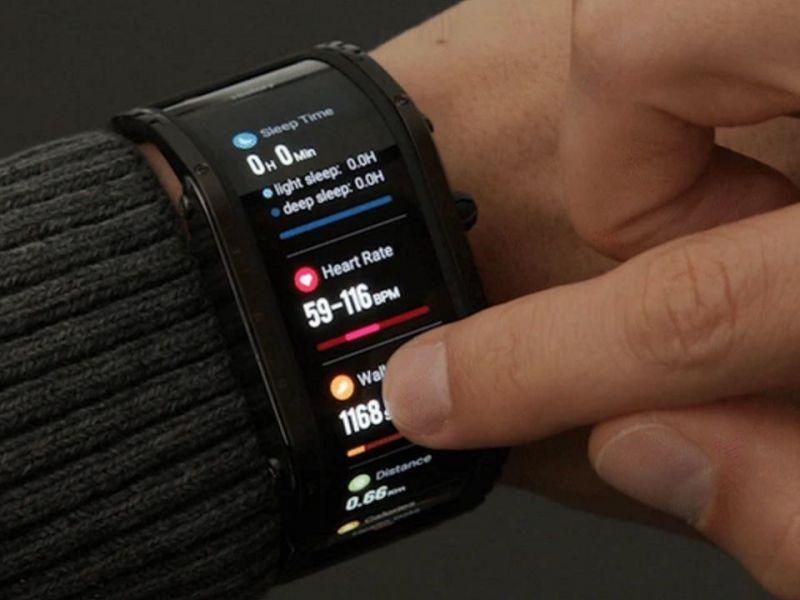 Smartwatch: ecco quando questo modello futuristico arriverà a livello Global