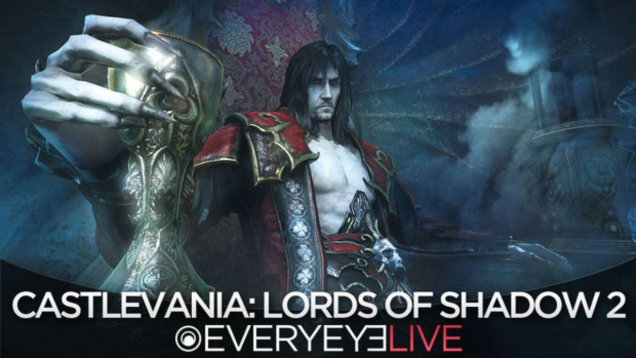 Smentito l'arrivo di Castlevania: Lords of Shadow 2 su Wii U
