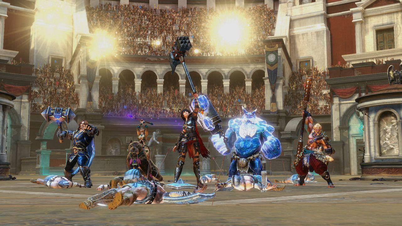 Smite: La lotta tra divinità arriva con una beta su PS4