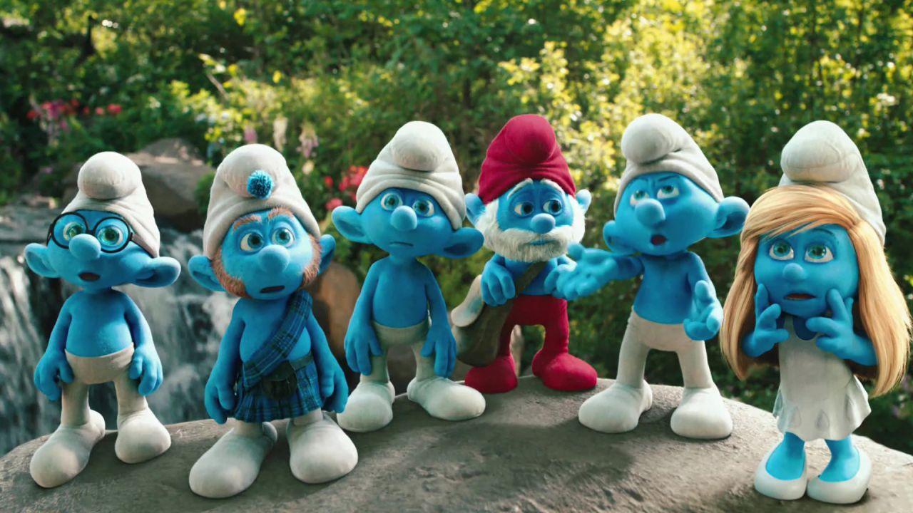 Smurfs: The Lost Village, disponibile il primo poster