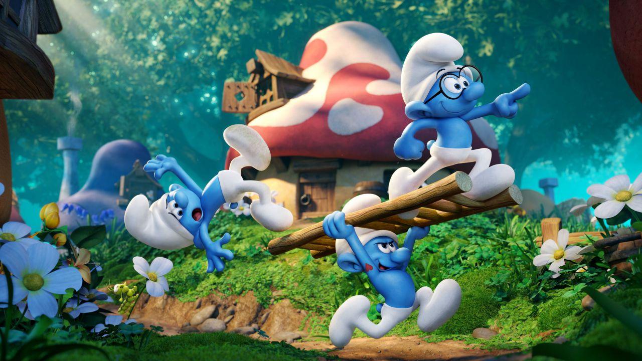 Smurfs: The Lost Village, svelati nuovi nomi del cast vocale