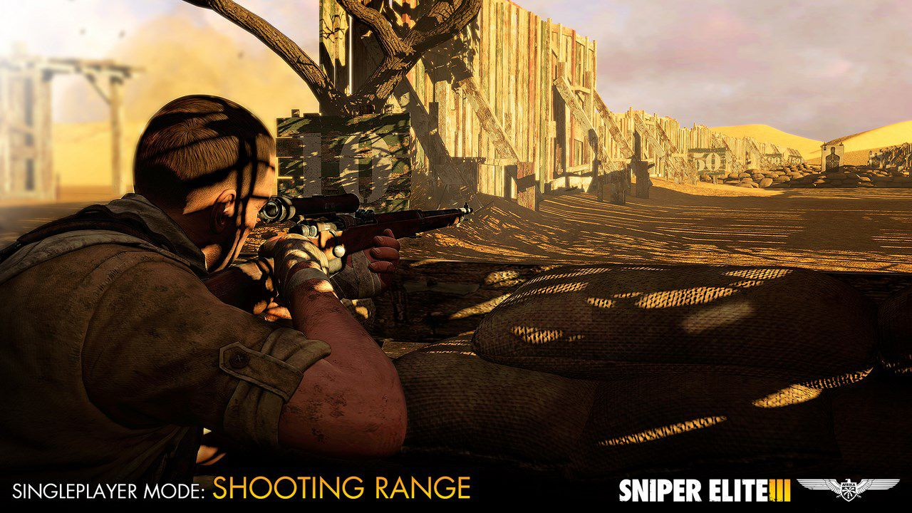 Sniper Elite 3: day one patch da 16 GB su Xbox One