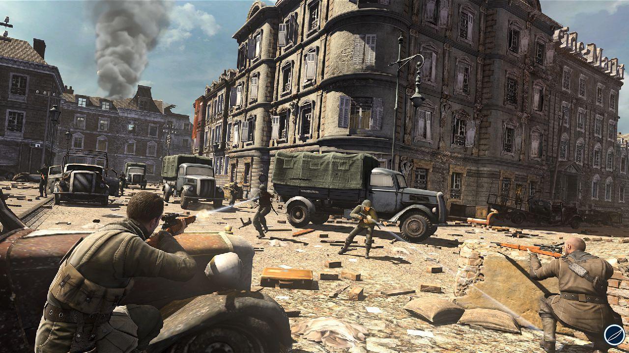 Sniper Elite 3, disponibile il nuovo pacchetto di DLC