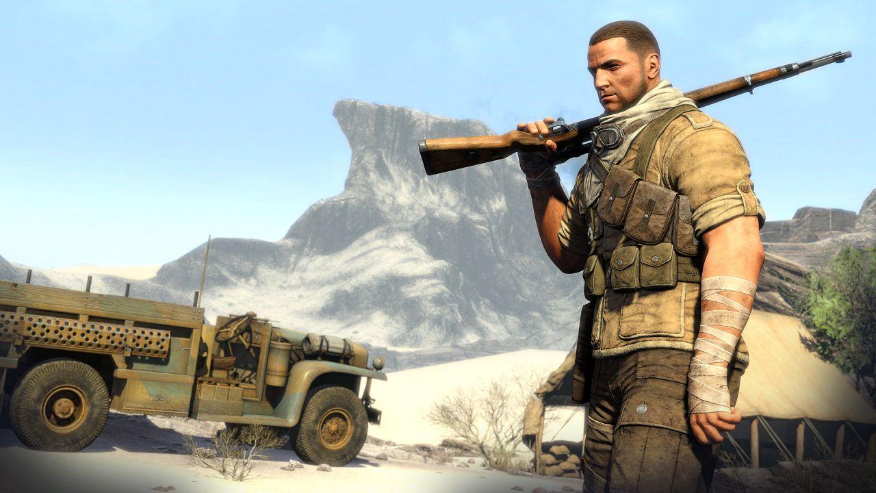 Sniper Elite 3 giocabile gratis su Steam per tutto il weekend