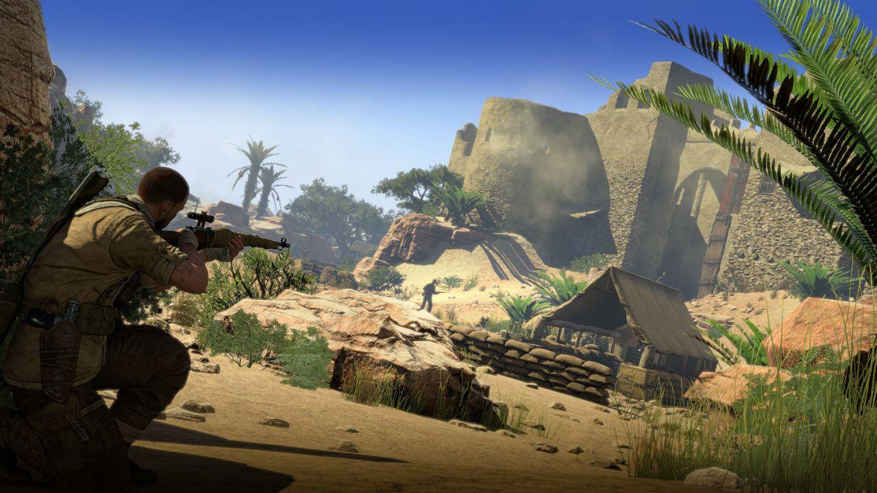 Sniper Elite 3: nuovi contenuti in arrivo per console