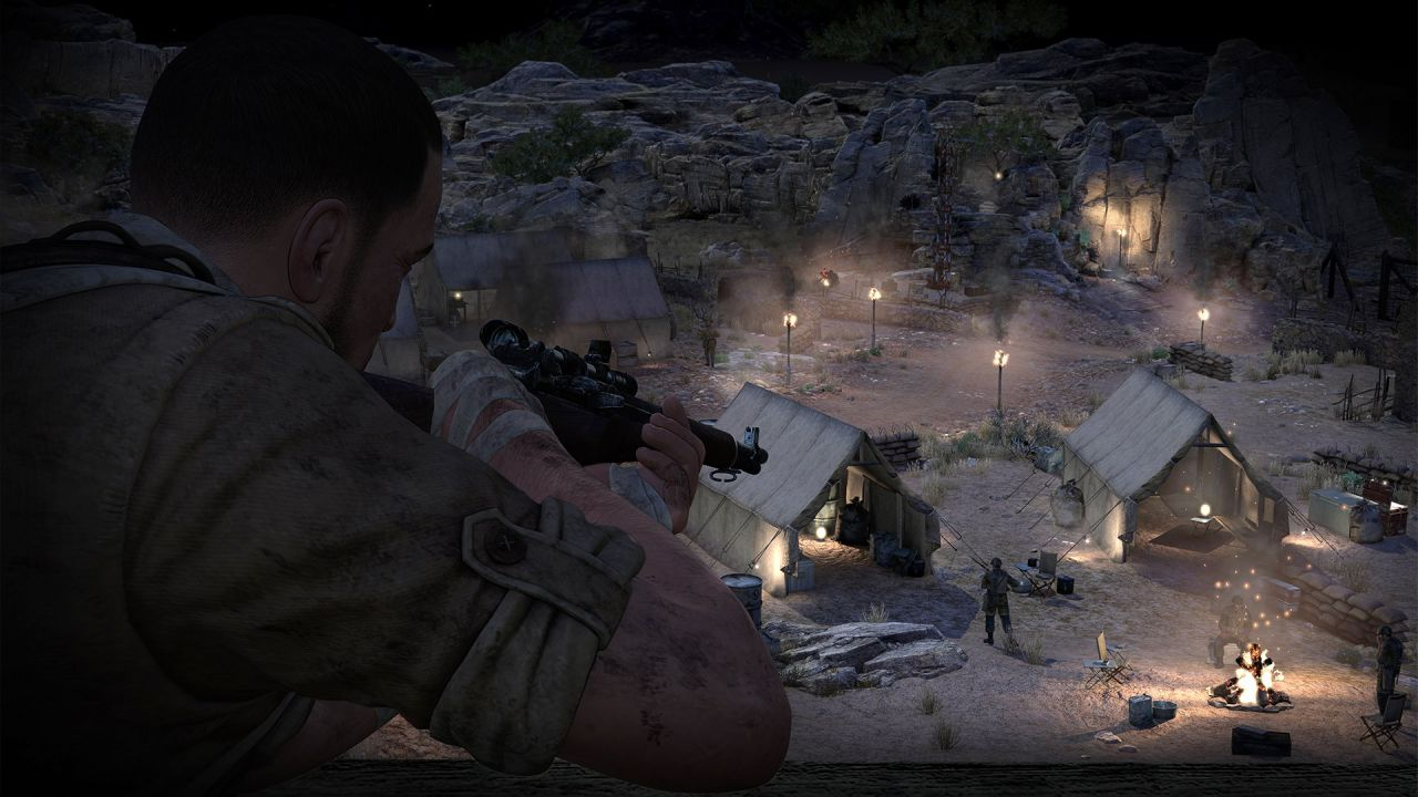 Sniper Elite 3 per PC: la patch 1.13 introduce una nuova mappa multiplayer