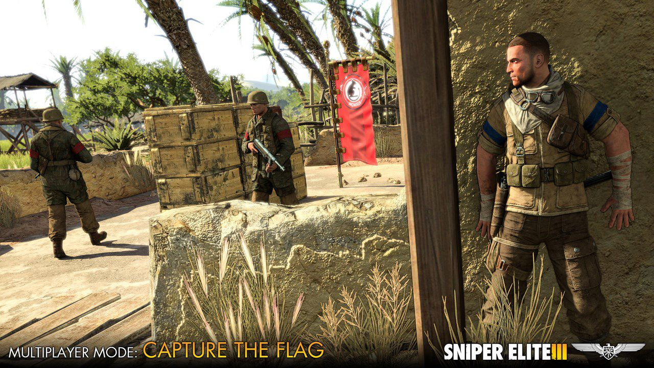 Sniper Elite 3: Rebellion annuncia l'edizione limitata per PC