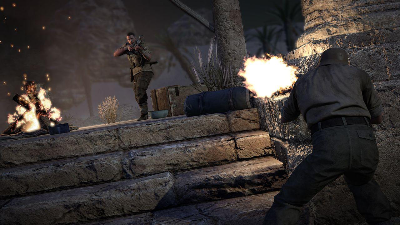 Sniper Elite 3: la terza parte del DLC Save Churchill disponibile su PS4