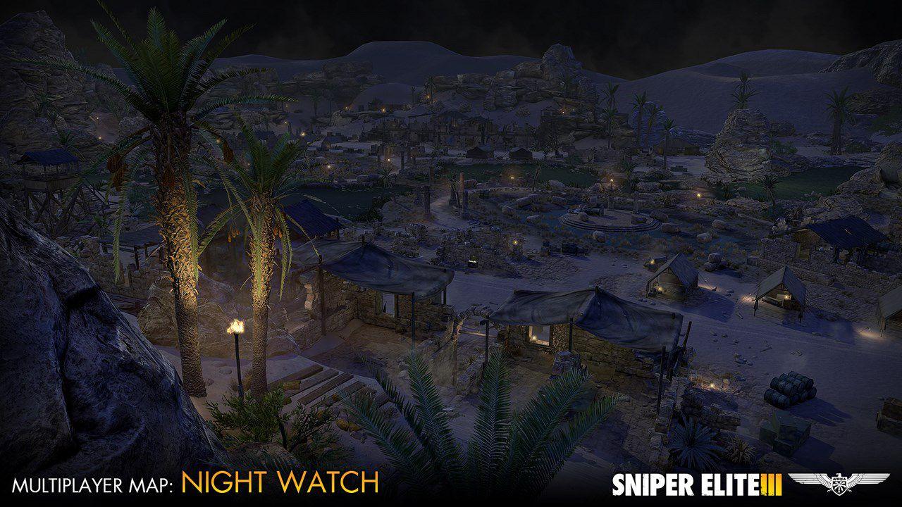 Sniper Elite 3: una patch da 10GB il giorno dell'uscita per la versione Xbox One