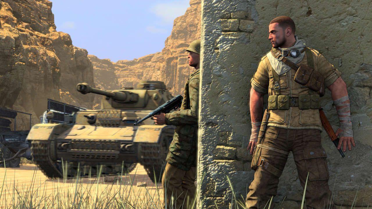 Sniper Elite 4: 10 minuti di gameplay dall'E3 2016