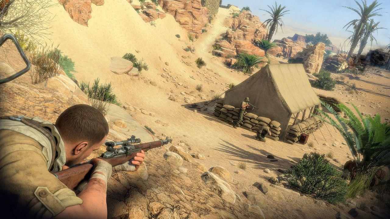 Sniper Elite 4 posticipato al 2017
