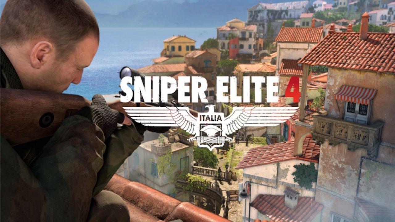 Sniper Elite 4: il publisher si aspetta di vendere più di 200.000 copie al day one nel Regno Unito
