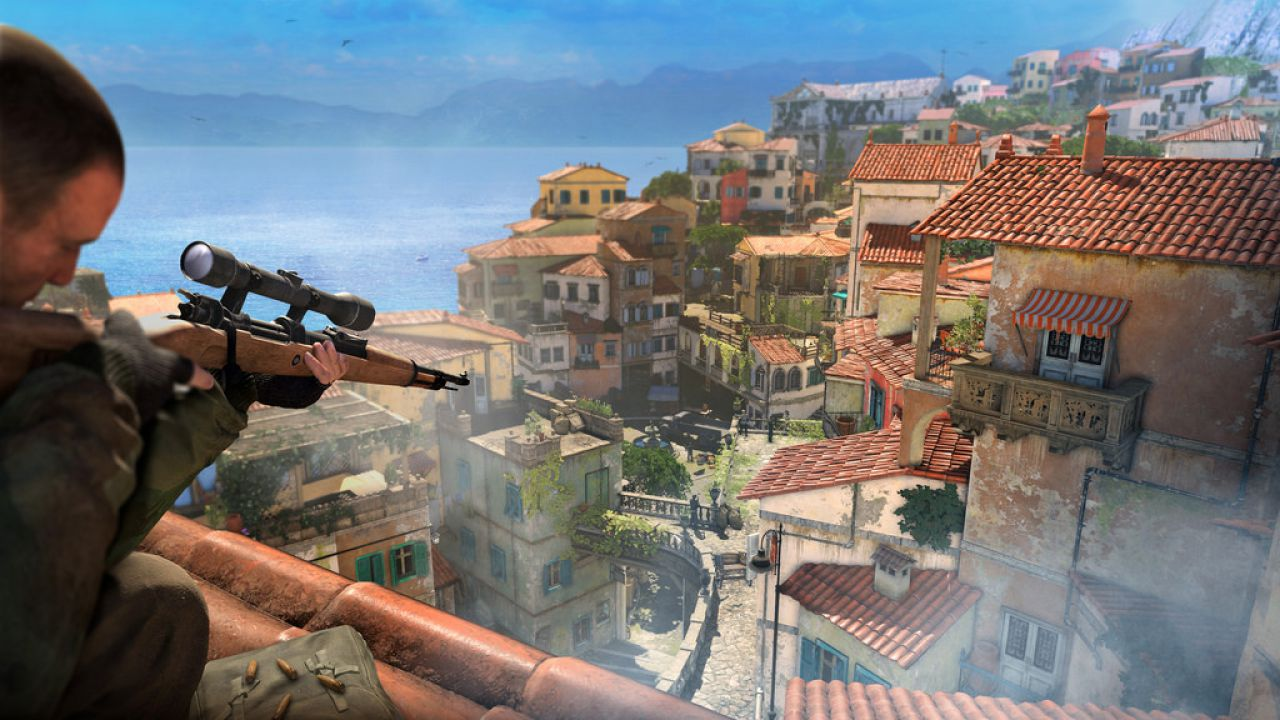 Sniper Elite 4: sei minuti di gameplay