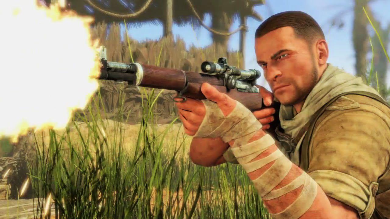 Sniper Elite: i giochi della serie hanno venduto oltre dieci milioni di copie